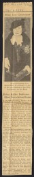 Thumbnail of Article from the N.Y. Herald Tribune reporting on Helen Keller's ...