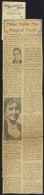 Thumbnail of Article from the Pittsburgh Press about Helen Keller in celebrati...