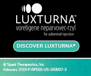 Luxturna: voretigene neparvovec-rzyl for subretinal injection. Discover Luxturna. Spark Therapeutics, Inc.